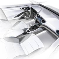 Hyundai Ioniq new images revealed
