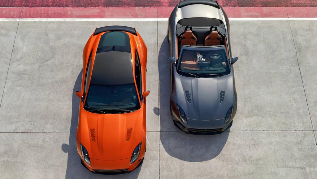 Jaguar F-Type SVR announced ahead of Geneva debut