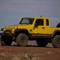Jeep confirms a pick-up Wrangler
