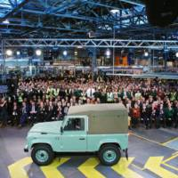 Land Rover Defender - Fair well, old friend!