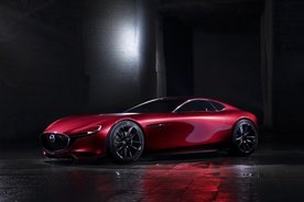 Mazda RX-Vision awarded for its beauty