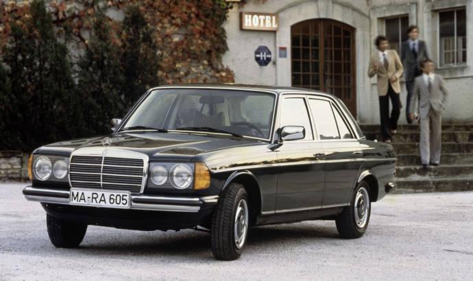 Mercedes-Benz W123 turns 40. Happy birthday old friend