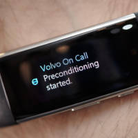 Microsoft Band 2 will help you talk with your Volvo