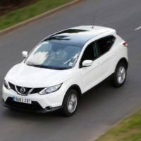 Nissan Qashqai N-Connecta trim level available