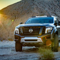 Nissan Titan Warrior Concept introduced