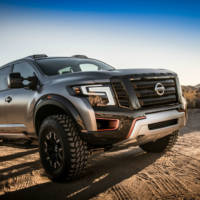 Nissan Titan Warrior could go into production