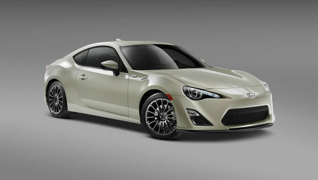Scion FR-S Release Series 2.0 and C-HR Concept announced at NAIAS