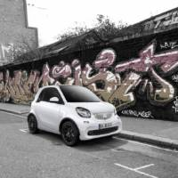 Smart White and Black Editions available in UK