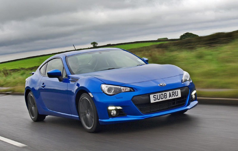 Subaru BRZ sets world record for Tightest 360 spin