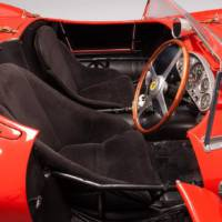 This Ferrari 335 S could hit an all-time auction record