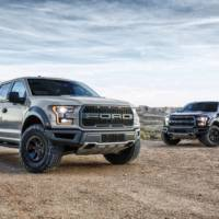 This is the 2017 Ford F-150 Raptor SuperCrew