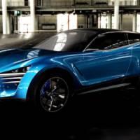 Toyota ViRA concept - The baby of Yaris and RAV4