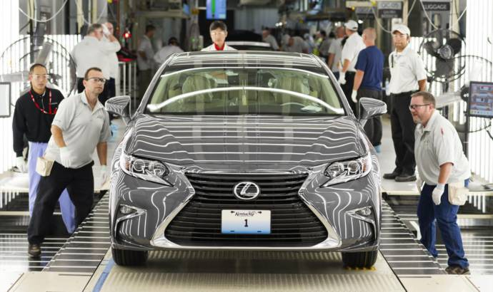 Toyota produced 2.000.000 cars in US in 2015
