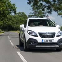 Vauxhall Mokka reached 500.000 units sold