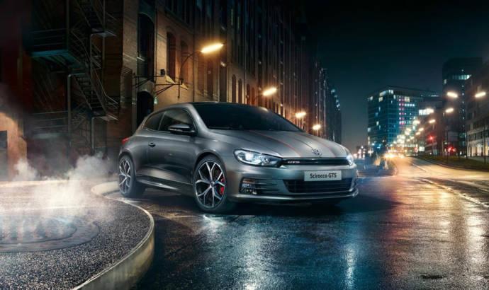 Volkswagen Scirocco GTS edition launched in UK