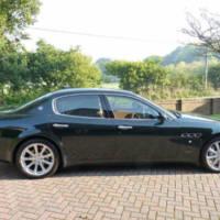 Elton John Maserati Quattroporte ready to be auctioned