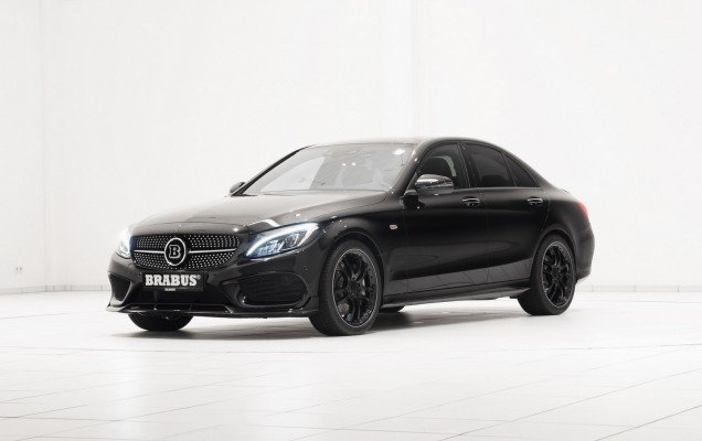 Mercedes-AMG C450 modified by Brabus