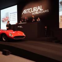 1957 Ferrari 335 Sport Scaglietti is the most expensive Ferrari ever