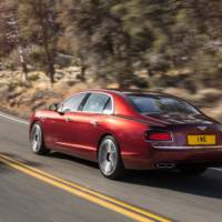 2016 Bentley Flying Spur V8 S - Official pictures and details