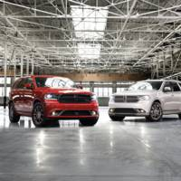 2016 Dodge Durango receive Brass Monkey and Citadel packages