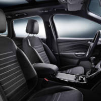 2016 Ford Kuga facelift - Exterior and interior modifications