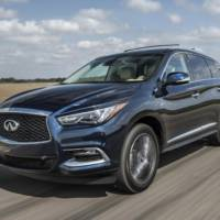 2016 Infiniti QX60 prices announced
