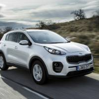 2016 Kia Sportage UK pricing announced