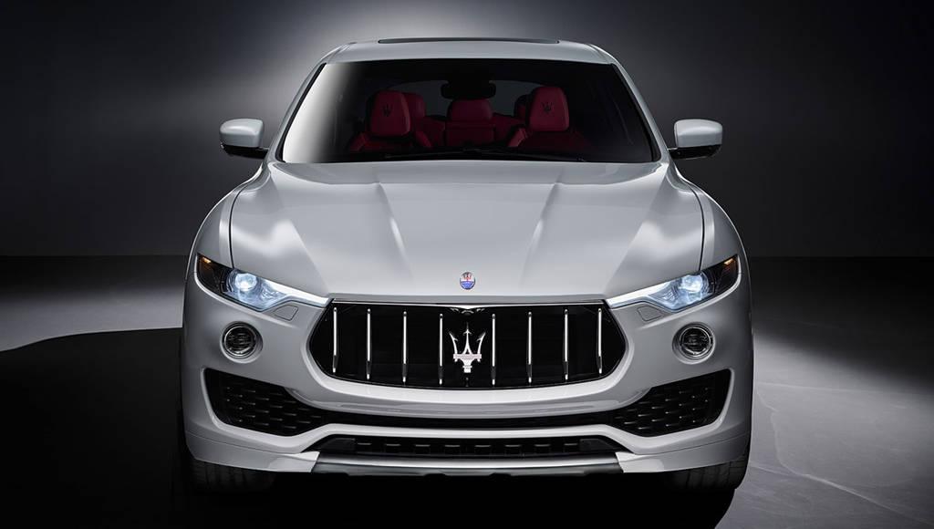 2016 Maserati Levante - Impressive design, impressive performances