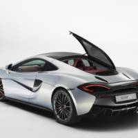 2016 McLaren 570GT - Official pictures and details