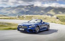 2016 Mercedes SL UK pricing announced