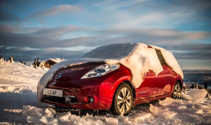 2016 Nissan Leaf 30kWh version unveiled
