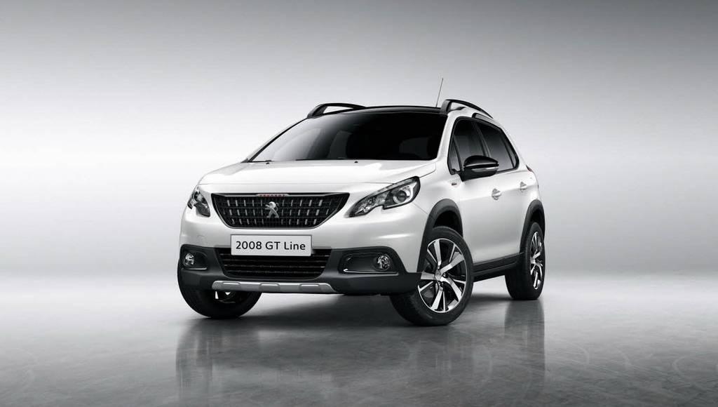 2016 Peugeot 2008 facelift is ready for Geneva
