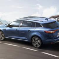 2016 Renault Megane Estate - First official pictures