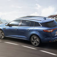 2016 Renault Megane Estate - First official pictures