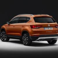 2016 SEAT Ateca - Official pictures and details
