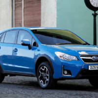 2016 Subaru XV updates introduced