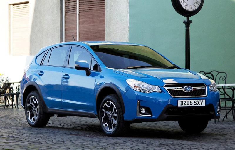 2016 Subaru XV updates introduced