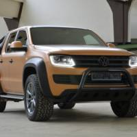 2016 Volkswagen Amarok V8 Passion Desert Edition - Official pictures and details