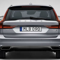 2016 Volvo V90 - Leaked pictures