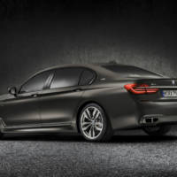 2017 BMW M760i xDrive is ready for Geneva