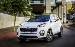 2017 Kia Sportage US pricing announced