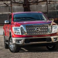 2017 Nissan Titan - Official pictures and details