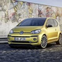2017 Volkswagen Up facelift unveiled