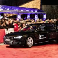 Audi A8 L W12 autonomous
