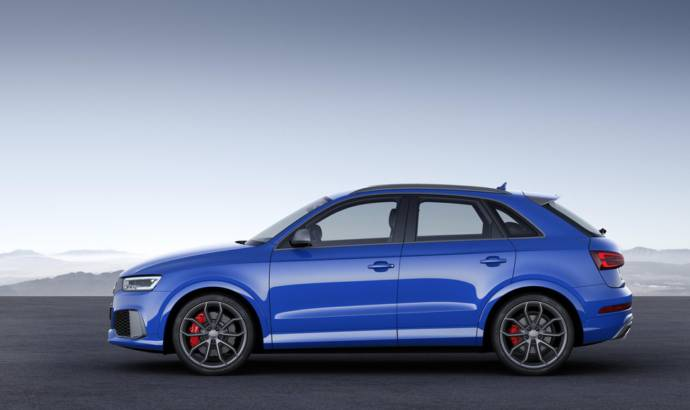 Audi RS Q3 performance launched in the UK