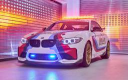 BMW M2 Moto GP available for the 2016 season