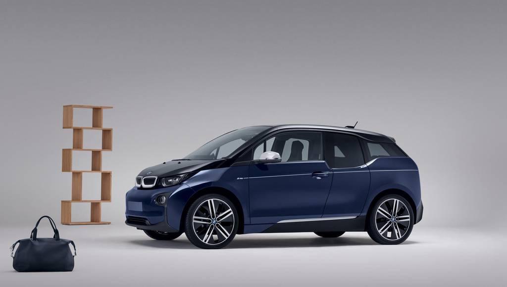 BMW i3 Mr Porter special edition introduced
