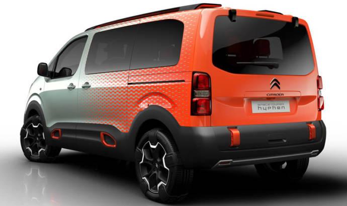 Citroen Hyphen Concept unveiled