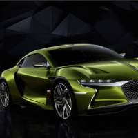 DS E-Tense Concept announced for Geneva