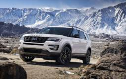Ford Explorer XLT Sport Appearance Package introduced in US